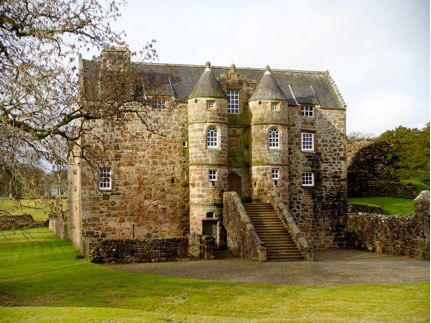The Castles of East Ayrshire